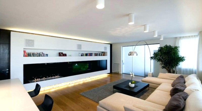 neat and clean minimalist apartment